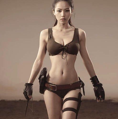 Asian Tomb Raider
