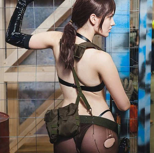 Quiet Cosplay from MGSV