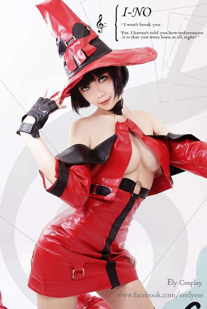 I-No from Guilty Gear