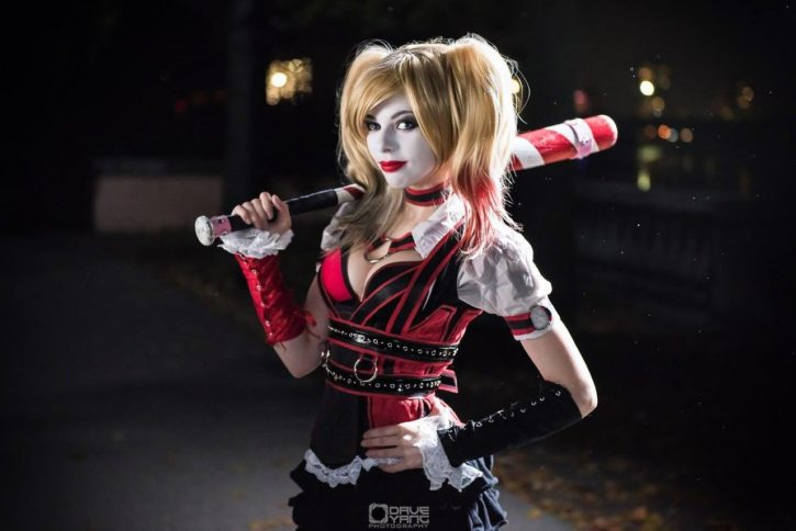 One of the Best Harley Quinn's I've Ever Seen