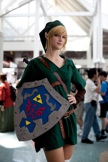What If Zelda… Was a Girl?