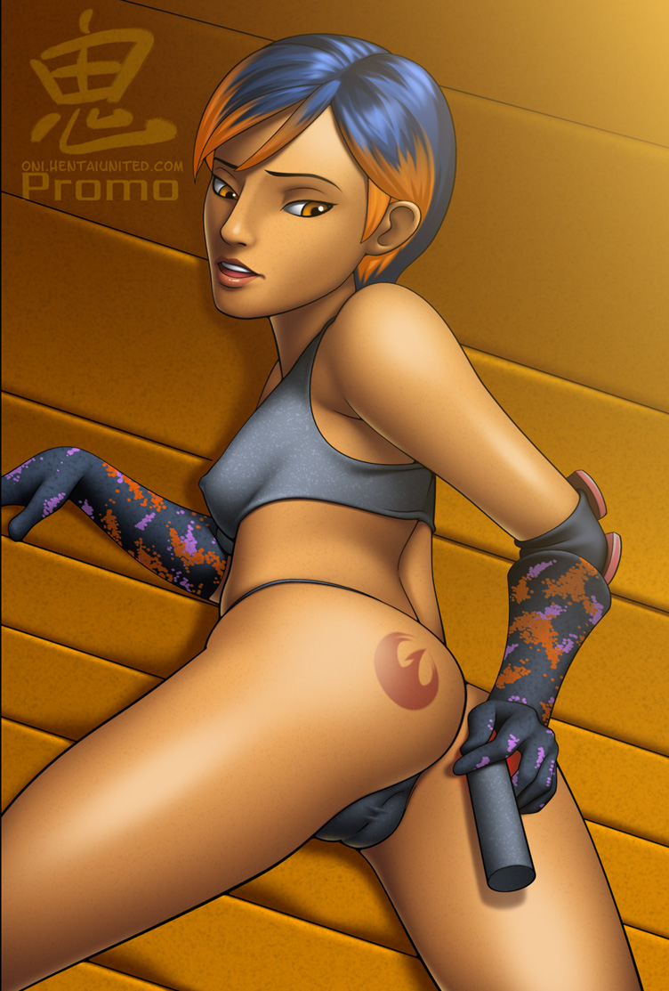 star wars rebels sabine porn