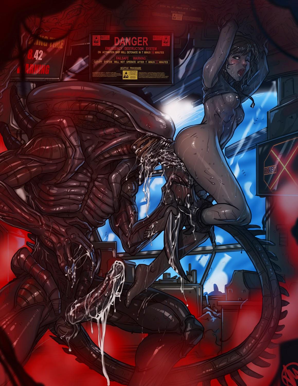 Porn alien exploited tube