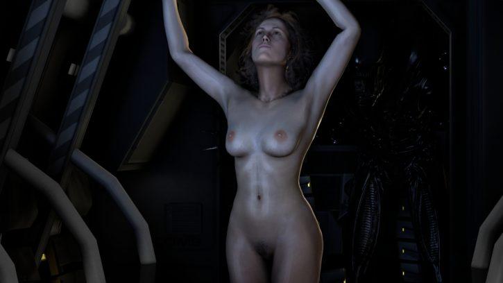 1549807 - Alien Ellen_Ripley Xenomorph