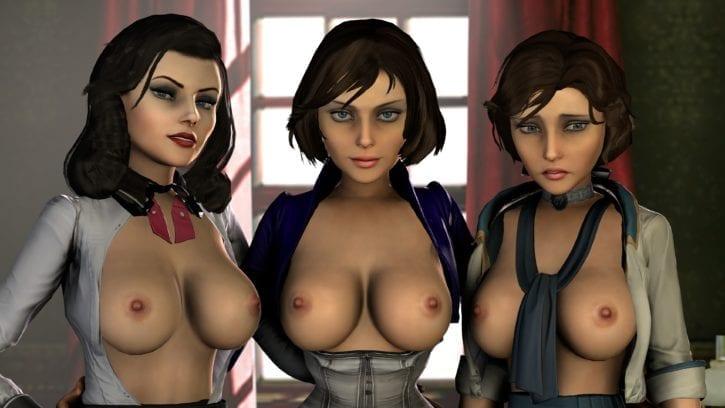 1557843 - Bioshock Bioshock_Infinite Elizabeth