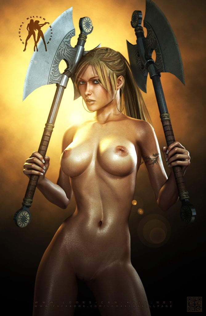 1568629 - Fantasy Looks_Can_Kill human warrior