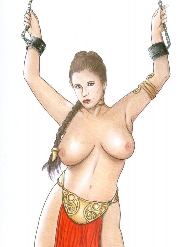 1569114 - Carrie_Fisher Luis_Ortiz Princess_Leia_Organa Star_Wars