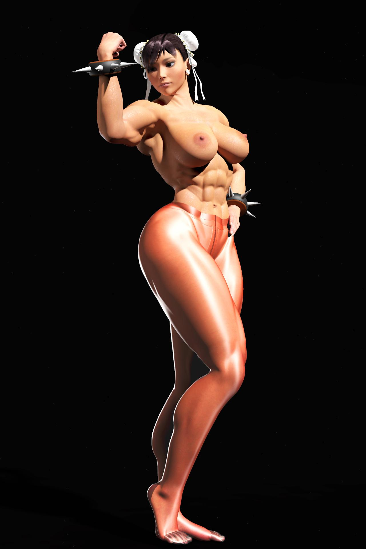 Sexy street fighter girls nude pics cartoon pics