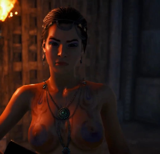 Arena Girl from Far Cry 4