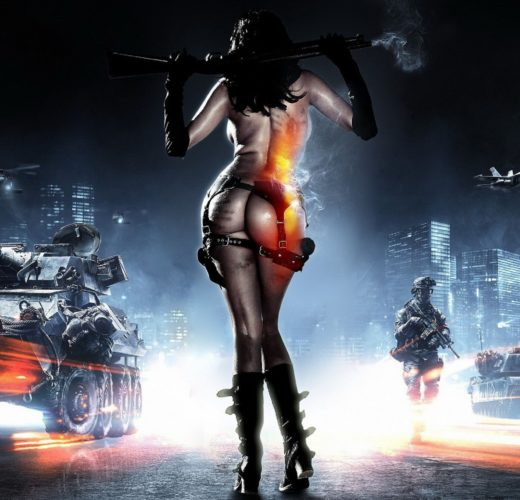 Battlefield (The Video Game) Porn