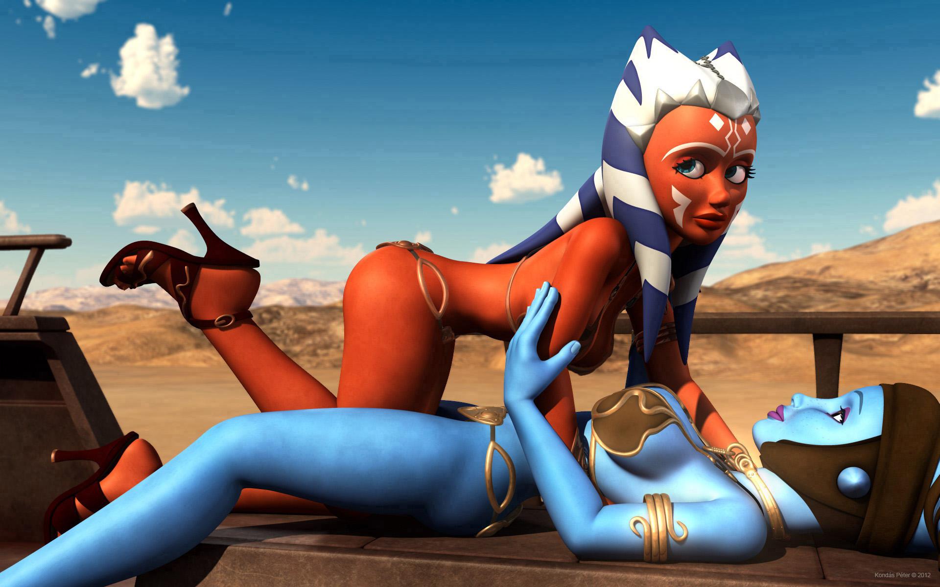 Ahsoka tano lesbian resim sexy clips