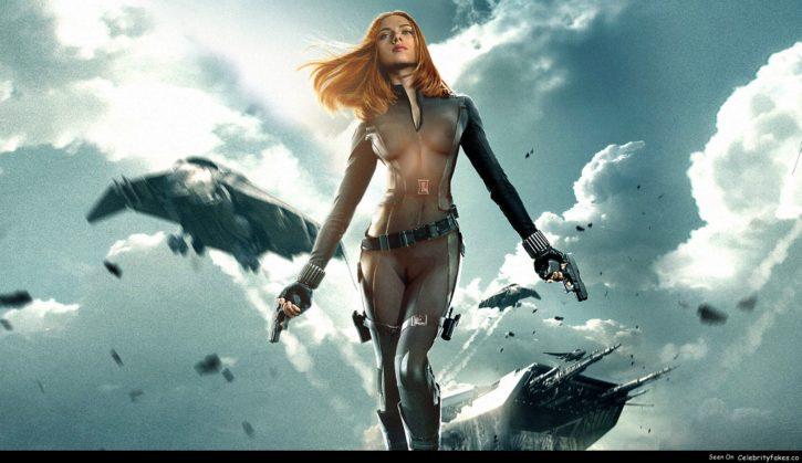 1348257 - Avengers Black_Widow Marvel Scarlett_Johansson fakes
