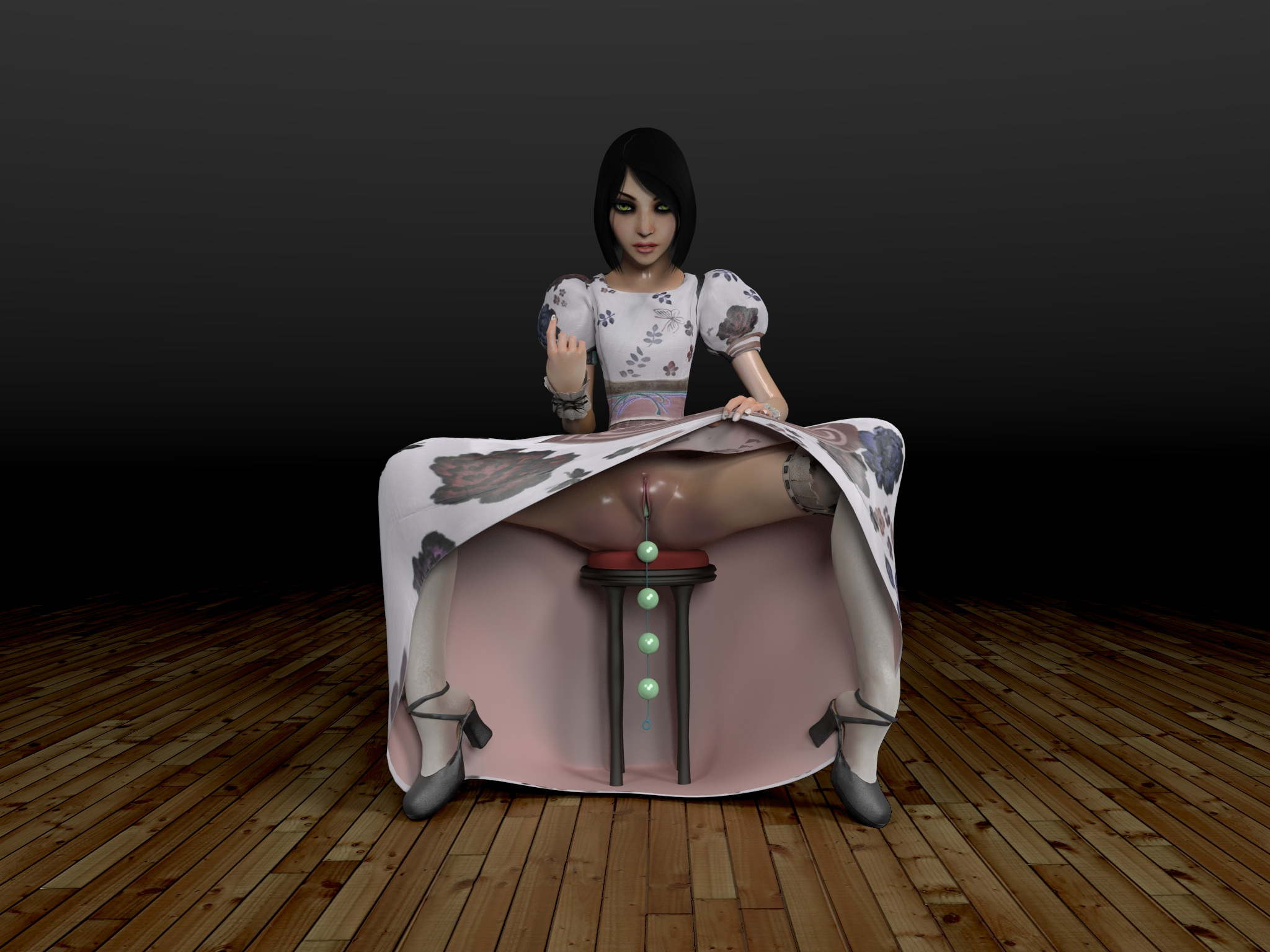 Alice madness returns 3d sex sex comic