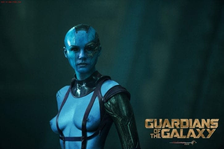 1437403 - Bladesman666 Guardians_of_the_Galaxy Karen_Gillan Marvel fakes nebula