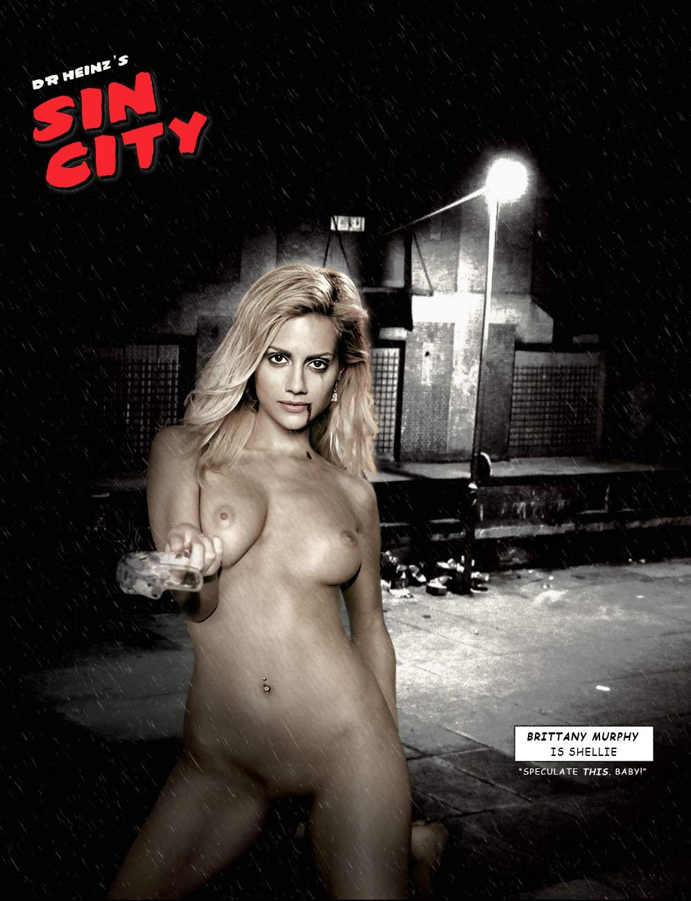 Nude city alba sin jessica in