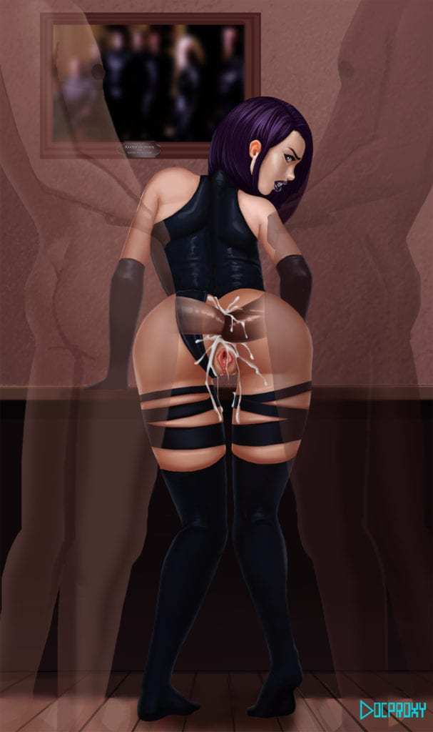 1465188 - DoctorProxy Marvel Psylocke X-Men