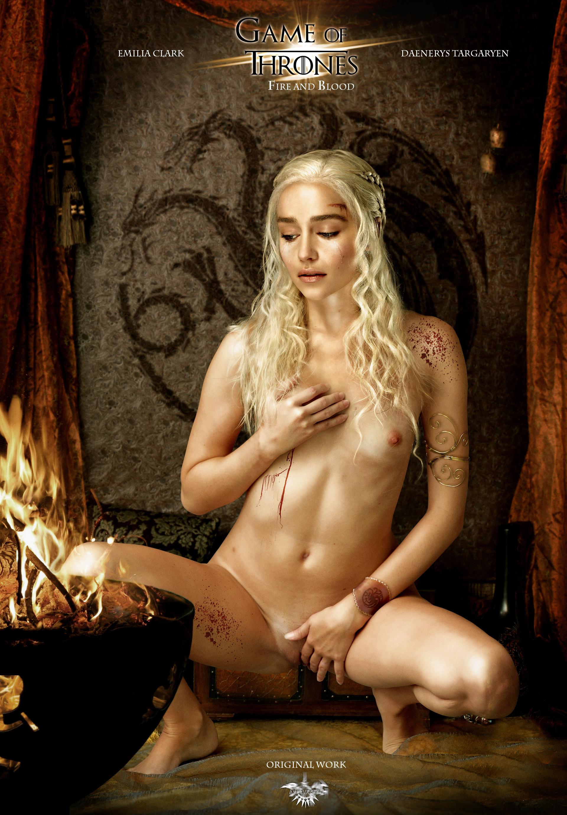 Daenerys sex