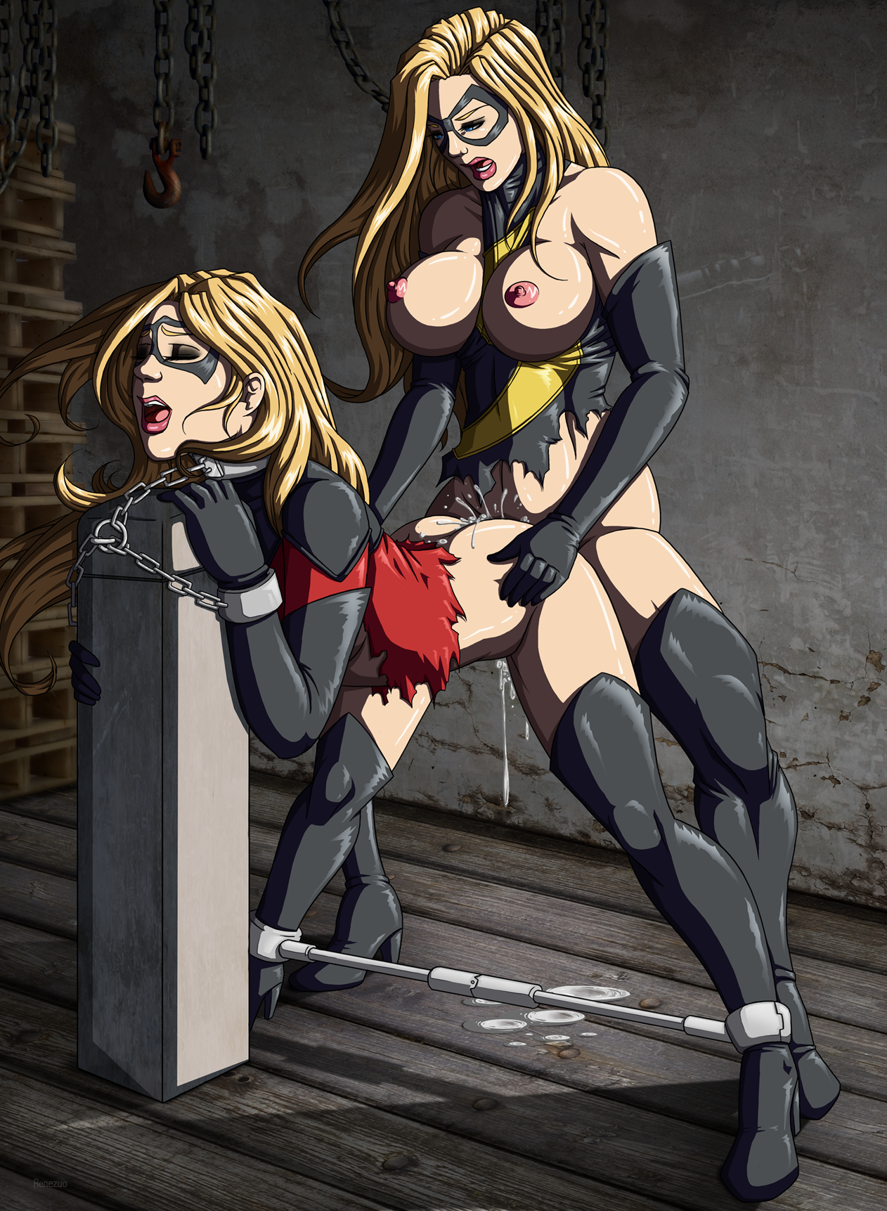 Carol Danvers / Captain Marvel / Ms. Marvel Rule 34 – Page ...