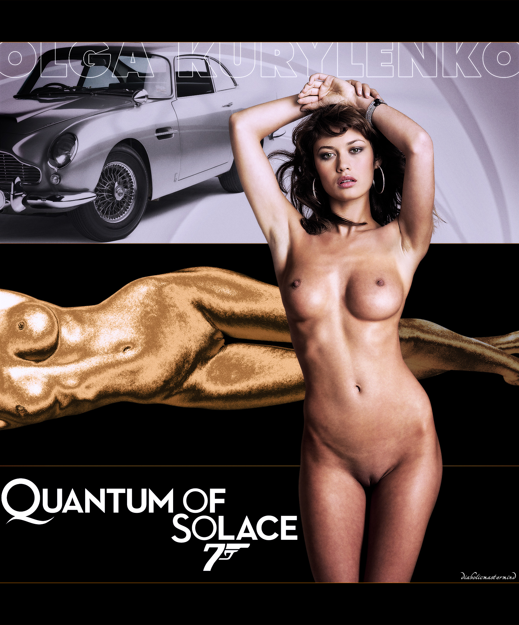 All sexy james bond girls nude pity