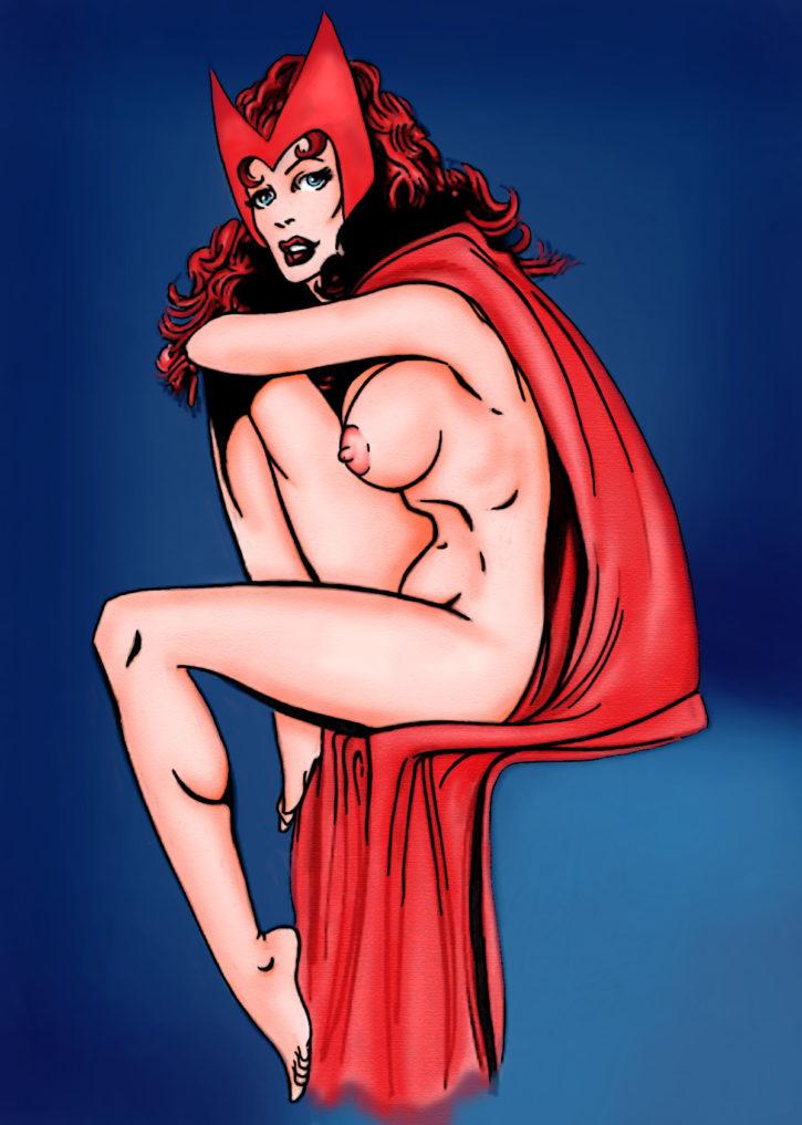 1575090 - Avengers Marvel Wanda_Maximoff