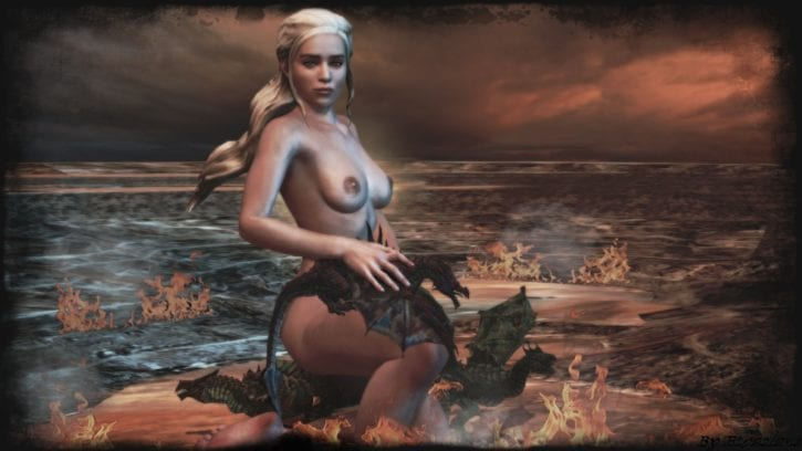 1578020 - Daenerys_Targaryen Game_of_Thrones