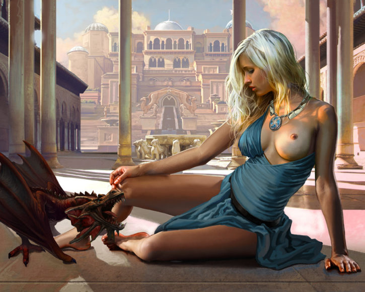 1583537 - A_Song_of_Ice_and_Fire Daenerys_Targaryen Game_of_Thrones