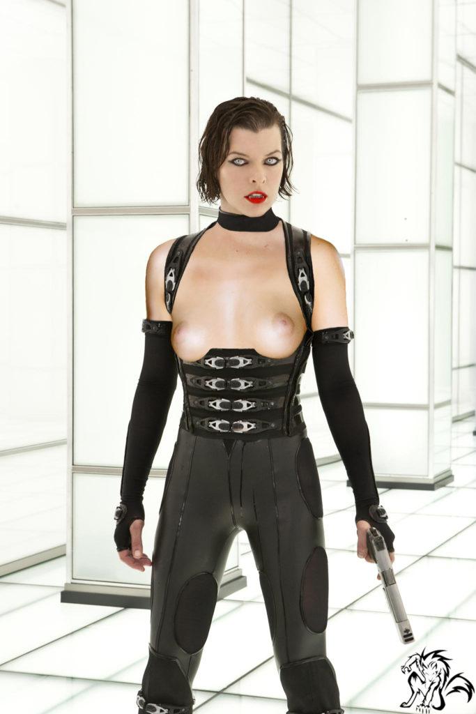 1584443 - Alice_Abernathy Milla_Jovovich Resident_Evil fakes
