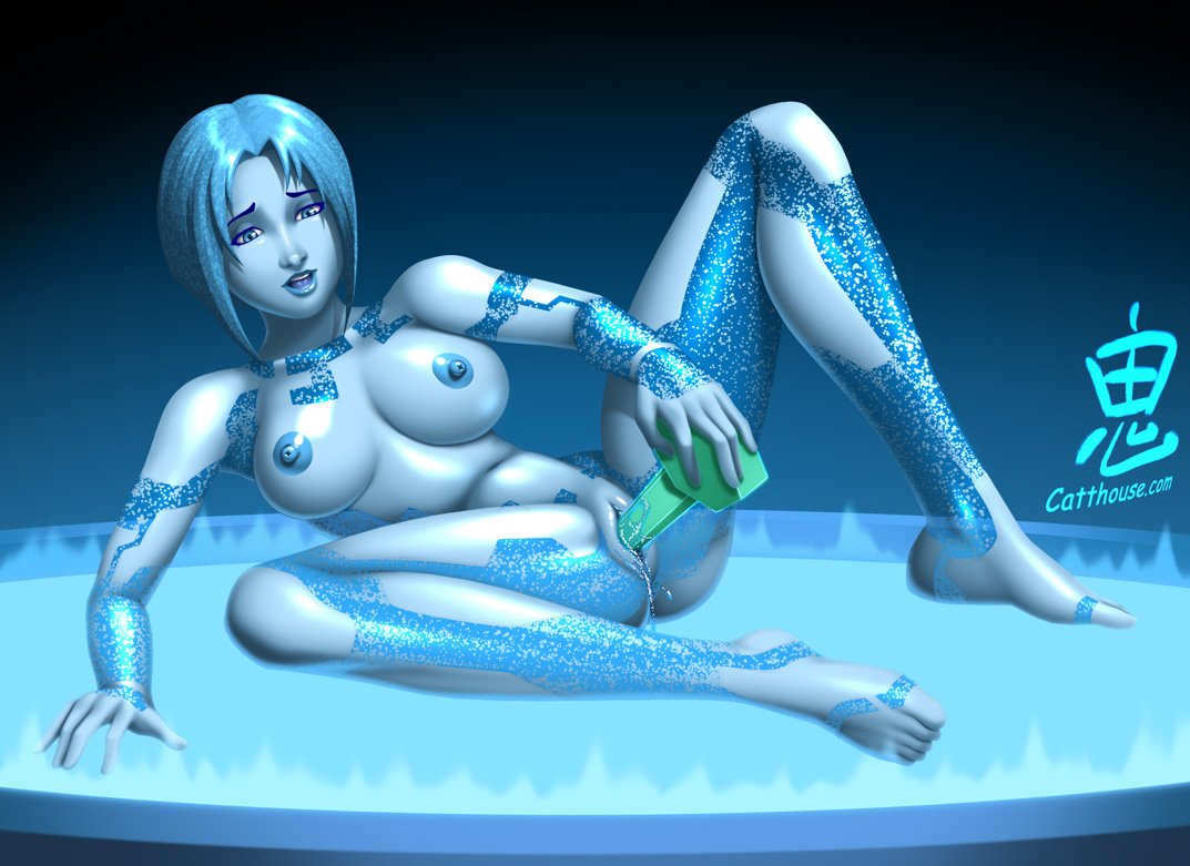 Cortana porn game hentia photo