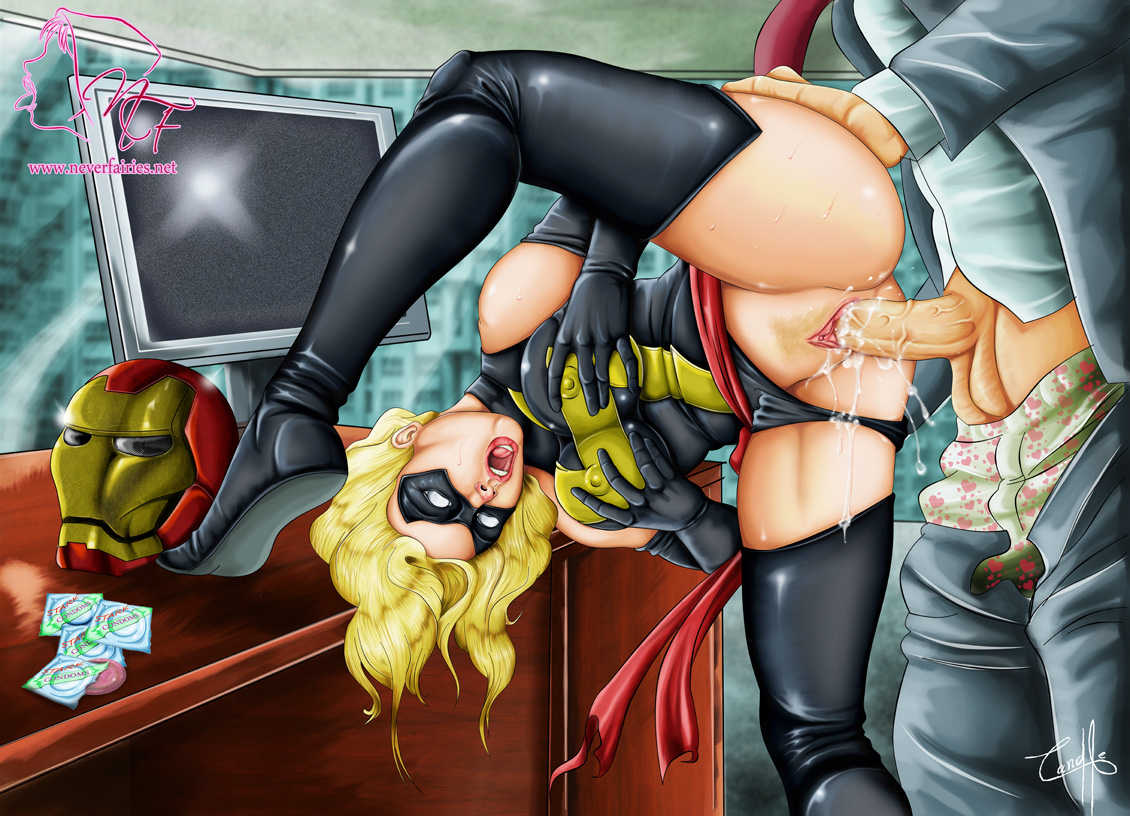 Photo marvel porno sexy images