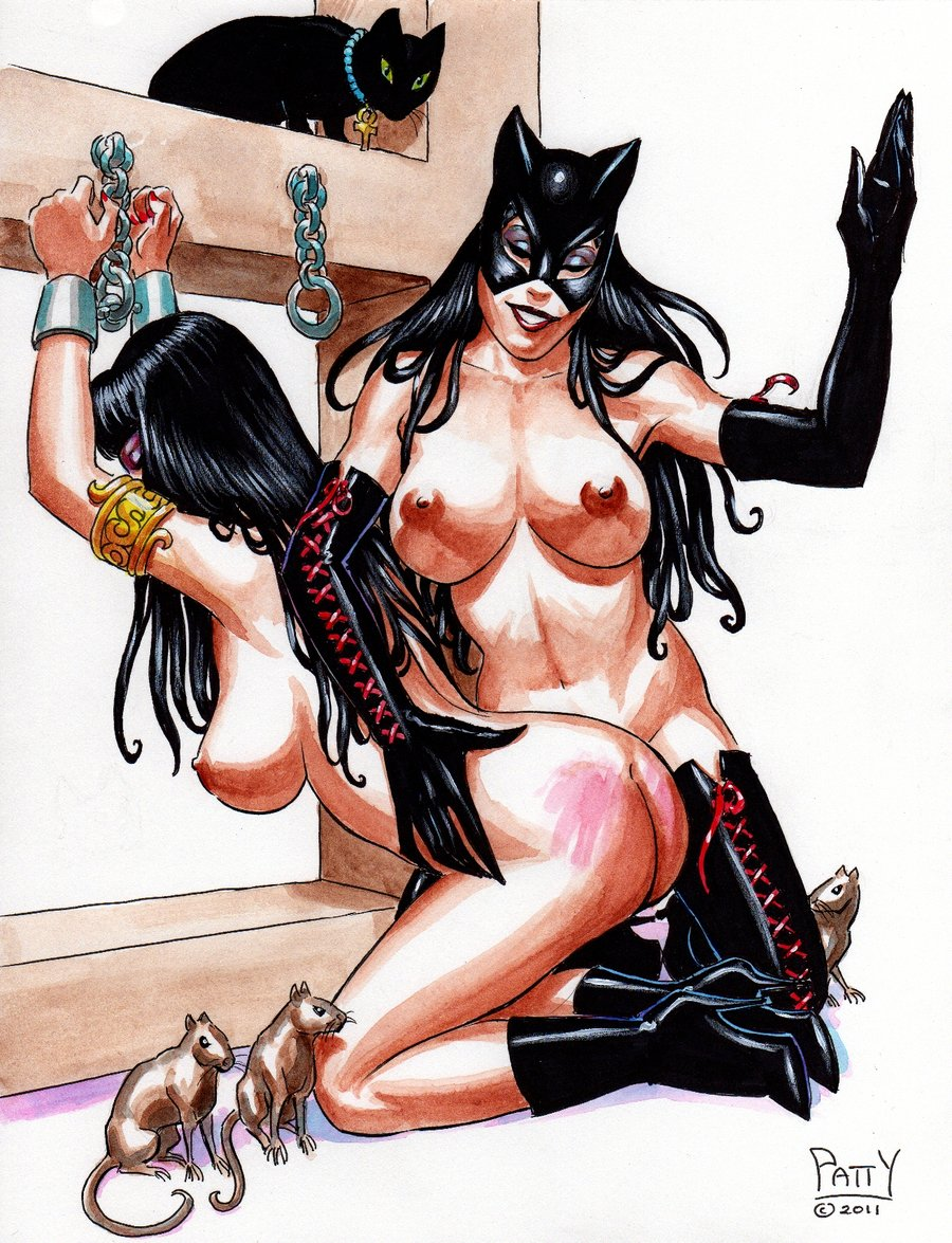 Vampirella sexy hentai adult movie