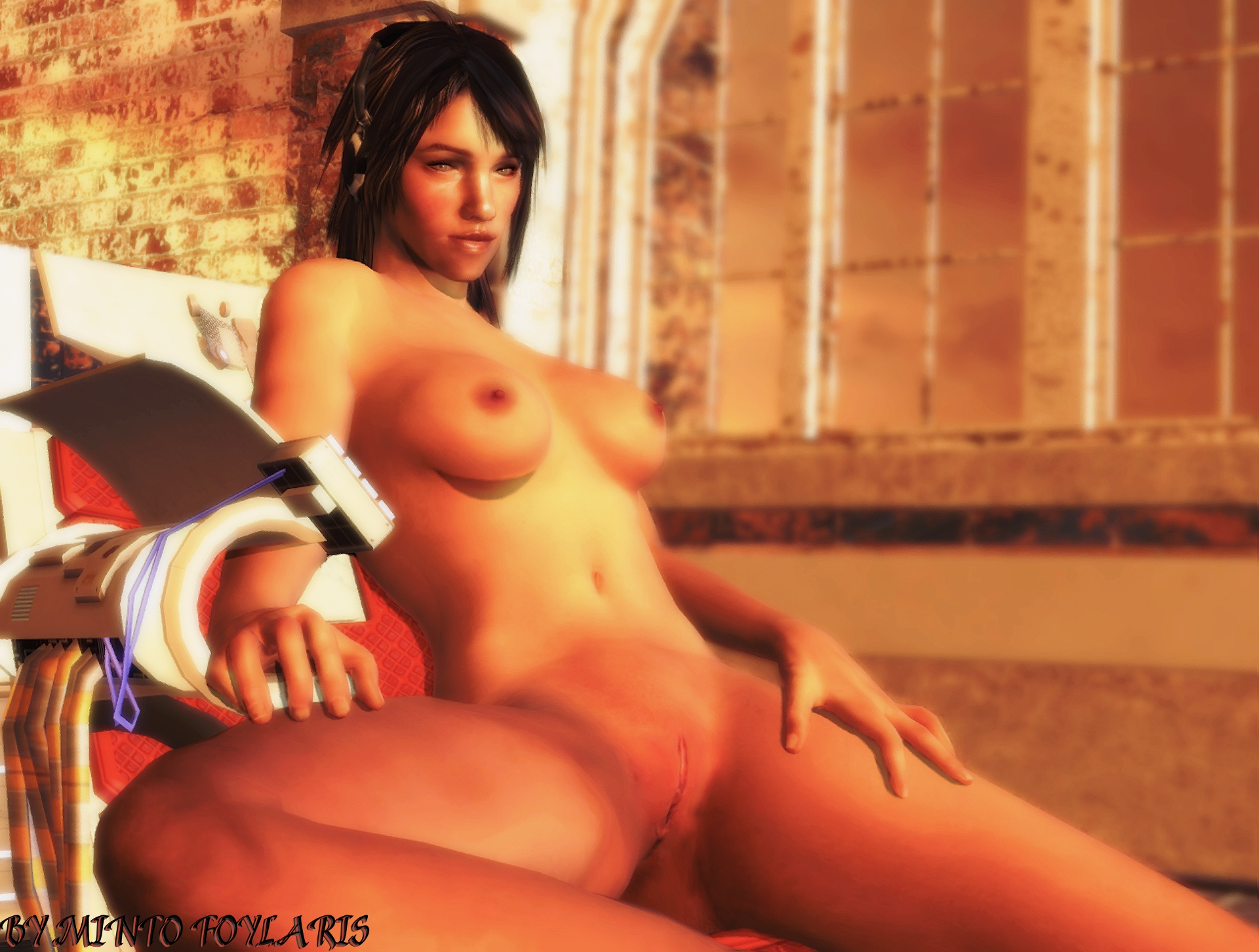 Assassin's creed rebecca nude exploited clip