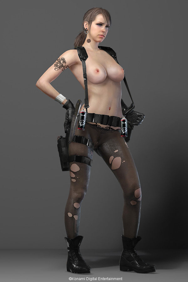 1199683 - Metal_Gear_Solid Metal_Gear_Solid_V Quiet