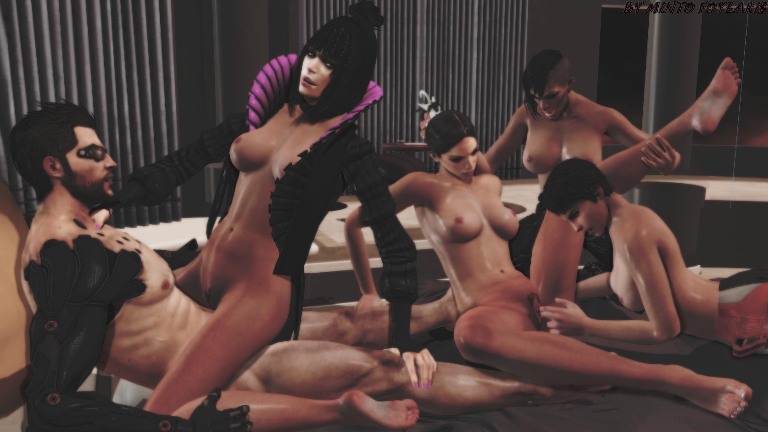 Deus ex nude hardcore movie