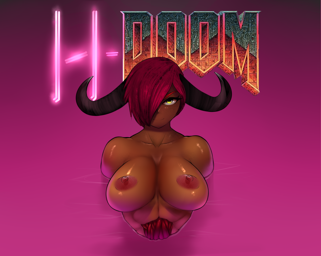 H doom porn hentai photos
