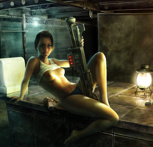 Fallout Rule 34 Gallery
