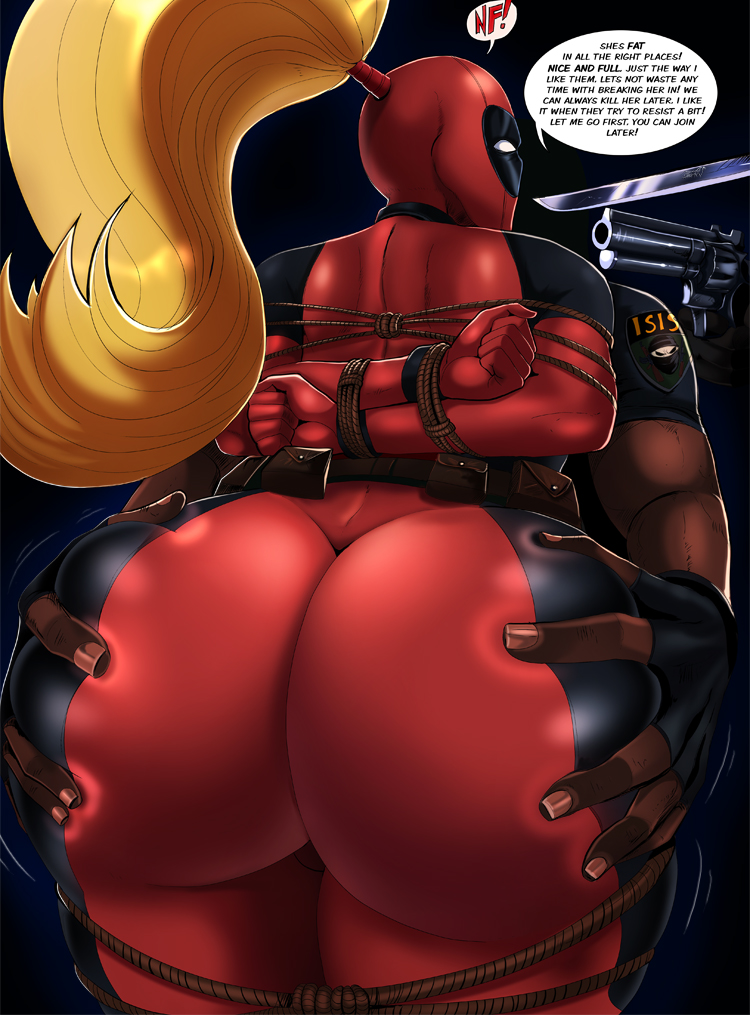 Deadpool And Lady Deadpool Porn - ... 1459370 - Deadpool Lady_Deadpool Marvel Shadman ...