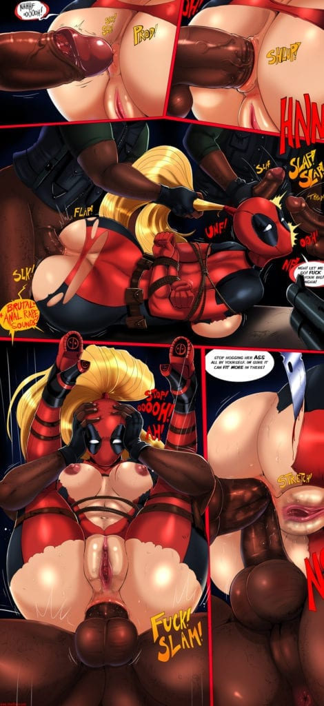 1463591 - Deadpool Lady_Deadpool Marvel Shadman