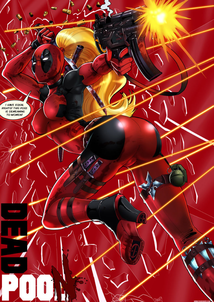 1483963 - Deadpool Lady_Deadpool Marvel Shadman