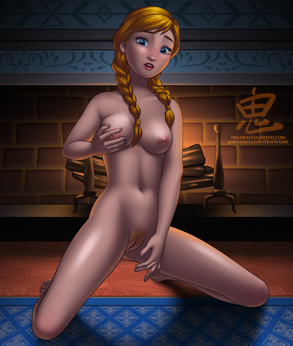 Frozen rule 34