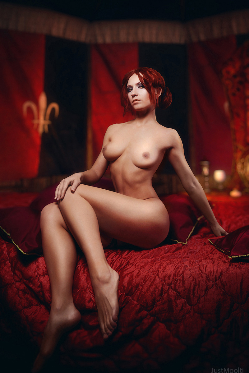 the witcher triss porn