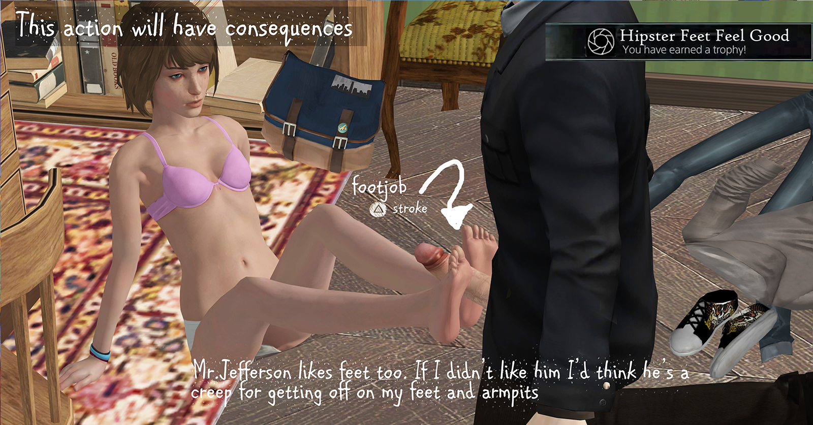 Life is Strange Rule 34 Gallery - Page 2 - Nerd Porn!