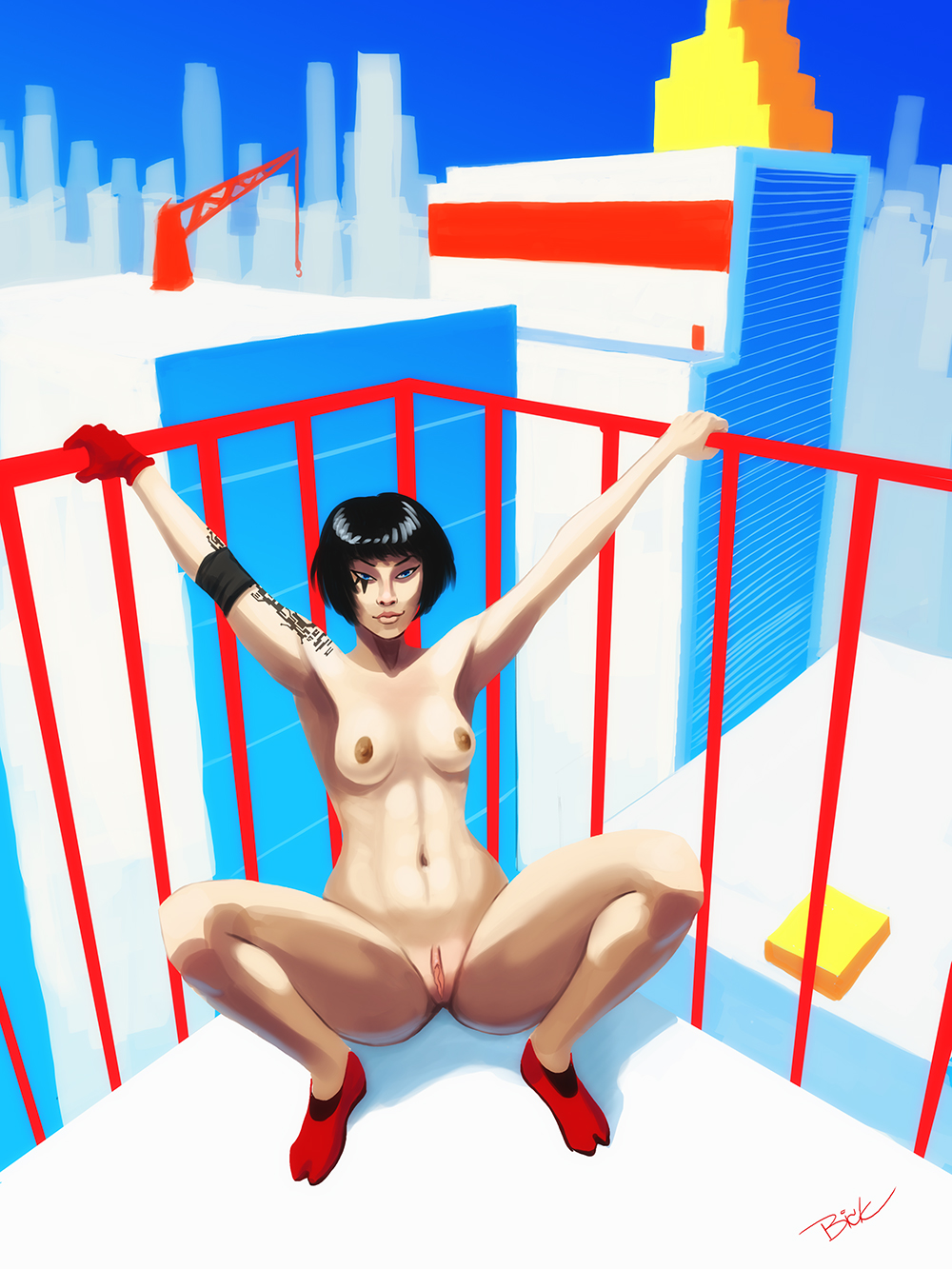 Mirrors edge sex pics adult scene