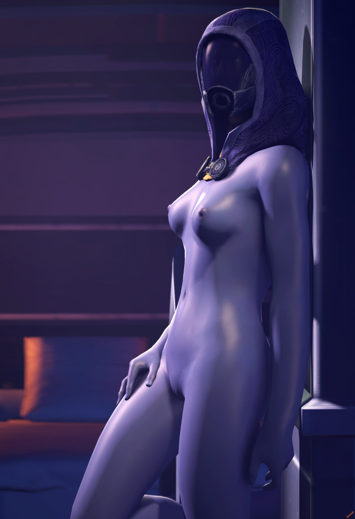 More Tali from Mass Effect Rule 34 – Nerd Porn!