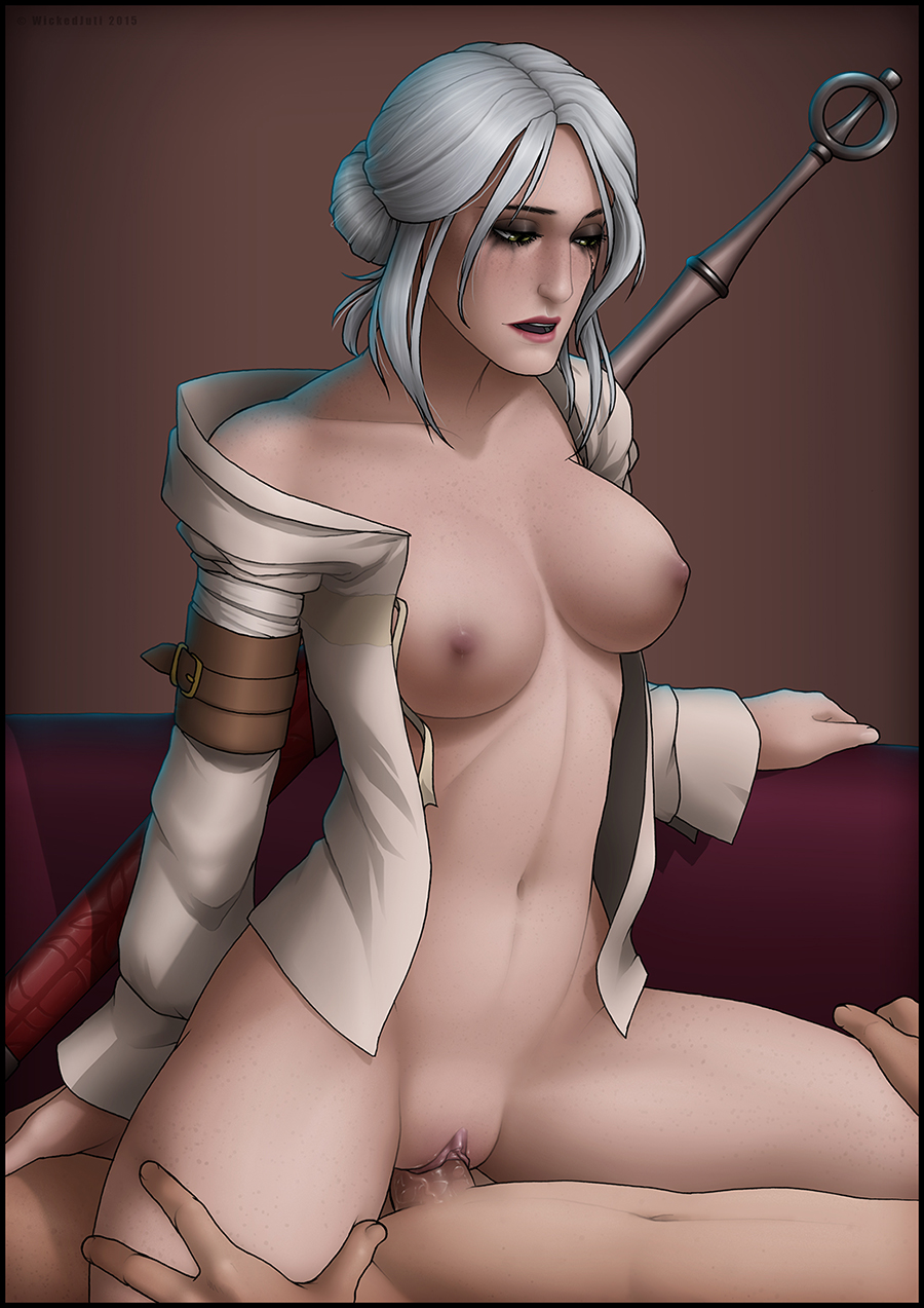 Witcher 3 sexy naked fan art sexual images