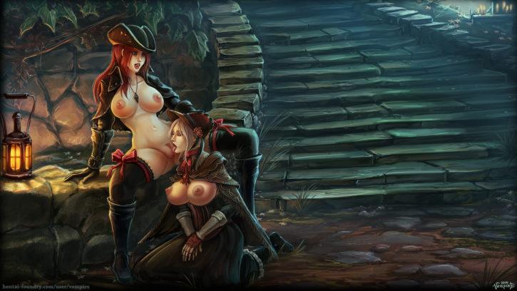 1591338 - Bloodborne Plain_Doll vempire
