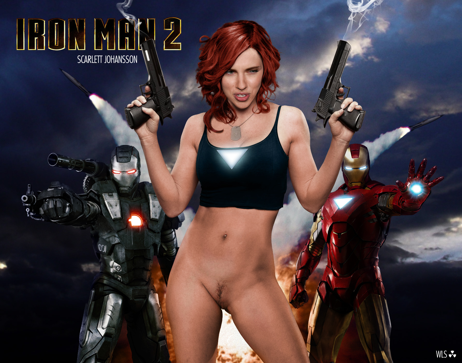 The avengers black widow porn