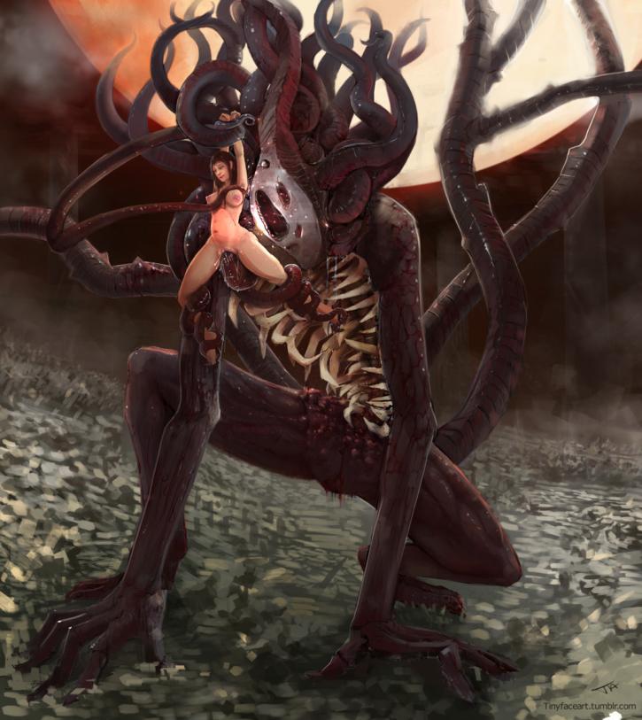 1595340 - Bloodborne Moon_Presence tinyfaceart