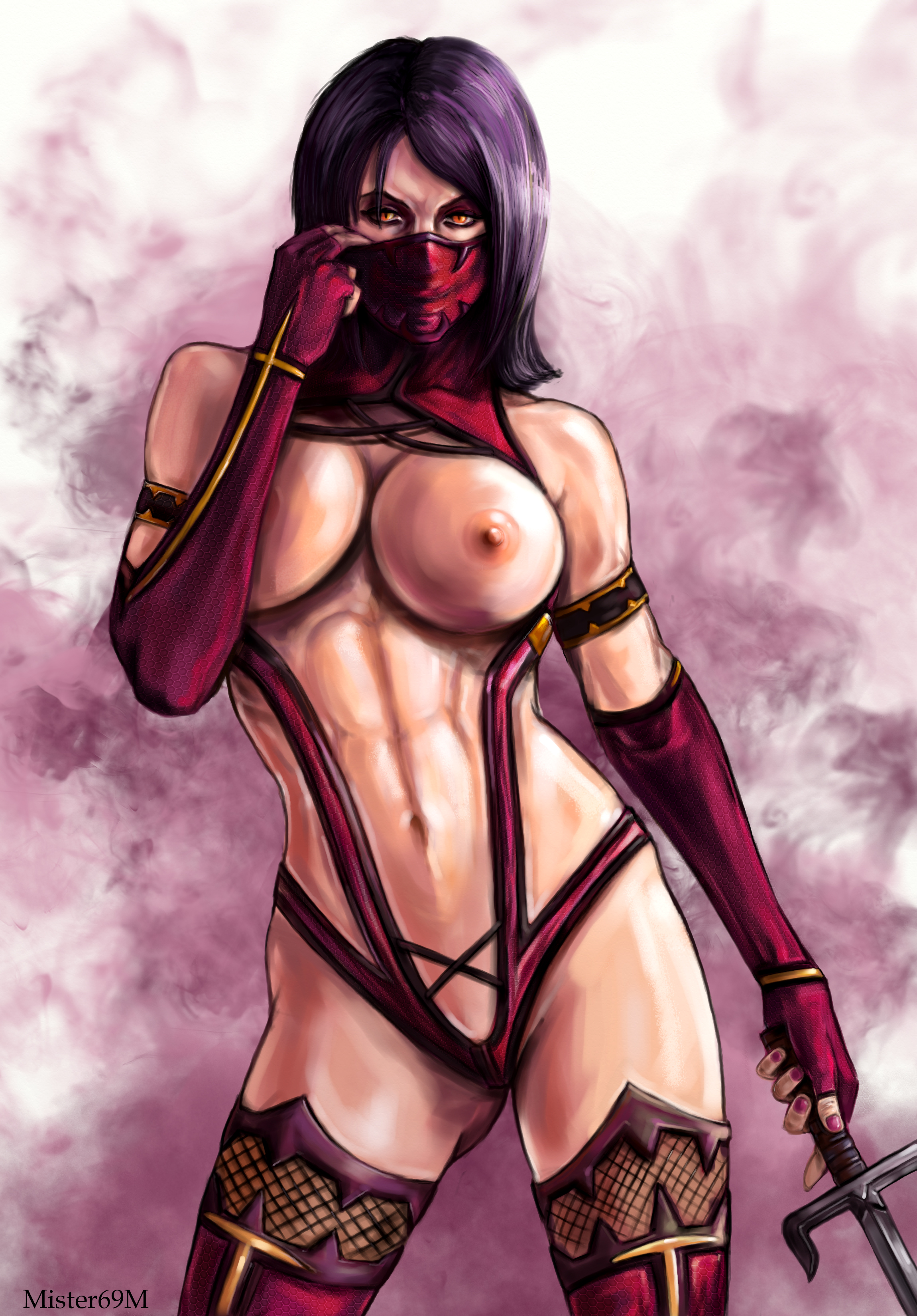 Shall simply porn mileena mk apologise, but