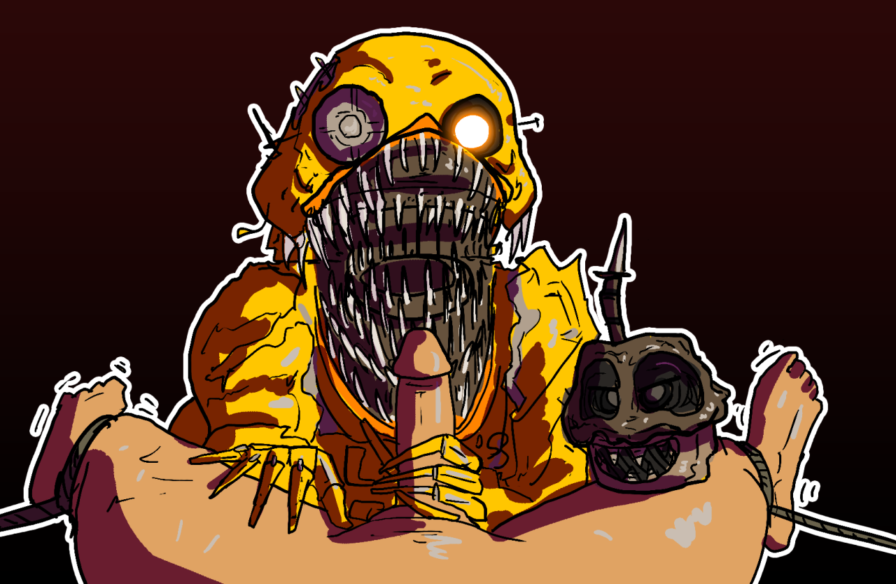 Five nights at freddys rule 34