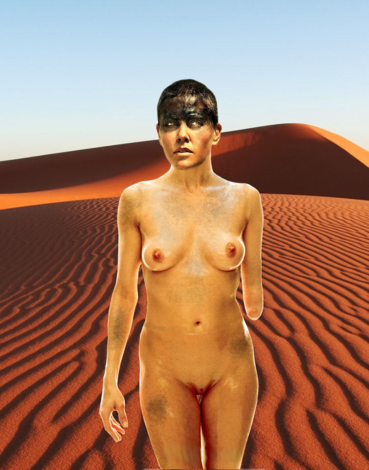 1607213 - Charlize_Theron Imperator_Furiosa Mad_Max_Fury_Road fakes